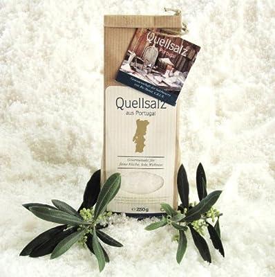 Gourmet Quellsalz aus Portugal Rio Maior, 1000 g von Quellsalz aus Portugal auf Gewürze Shop