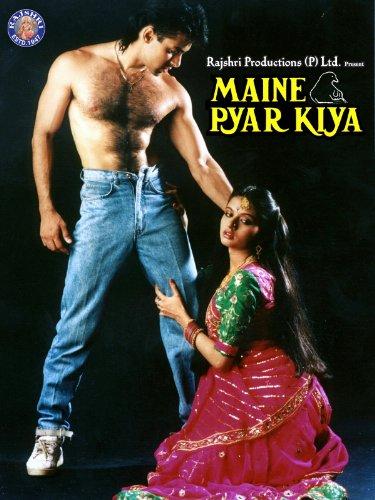 Amazon Com Maine Pyar Kiya Salman Khan Bhagyashree