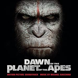 Dawn of the Planet of the Apes - O.S.T. from SONY MASTERWORKS