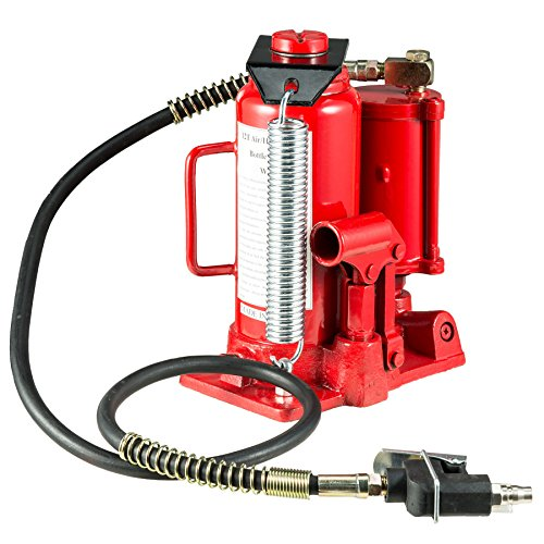 Orion Motor Tech Hydraulic Air Jack - Bottle Jack 12 Ton (Jack Hammer 12 compare prices)