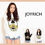 【JOY RICH(ジョイリッチ)】JOYRICH × The Simpsons Bad Boy Bart Knit Crew ニット