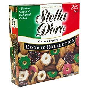 Stella D'Oro  Lady Stella Continental Collection, 28-Ounce Packages (Pack of 12)