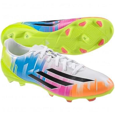Amazon.com: Adidas F10 TRX FG Soccer Cleat (Messi) 12.5: Shoes