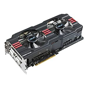 ASUS HD7970 DirectCU II 1000MHz Overclocked GPU and GPU Tweak Graphics Cards HD7970-DC2T-3GD5