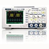 BRAND New Siglent SDS1102DL 7'' 100MHZ 500MSa/s 32Kpts Digital Storage Oscilloscope