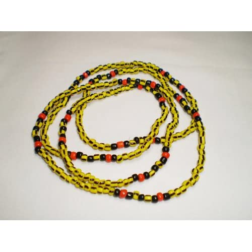 Amazon.com : Collar De Oshumare, Oxumare Necklace, Elekes, Santeria