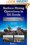 Surface Mining Operations in Oil Sand...