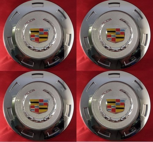 4pcs-2007-2013-gm-cadillac-escalade-colored-crest-22-wheel-center-cap-9596649-by-replacement