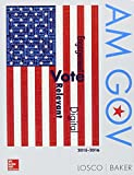 img - for AM GOV 2015 - 2016 with Connect and GinA Access Cards book / textbook / text book