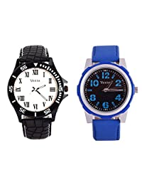 Veens Multicolor Dial Combo Pack Of 2 Boys/Gents/Mens Wrist Watch DW1082 Xt