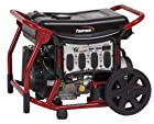 Powermate PM0148000 Generator with Electric Start, 8000-watt