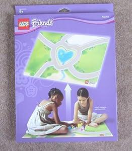 Lego 850596 friends heartlake city tapis de jeu jeux et jouets - Jeux lego friends gratuit ...