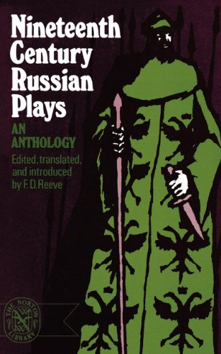 Nineteenth Century Russian Plays - An Anthology (The...