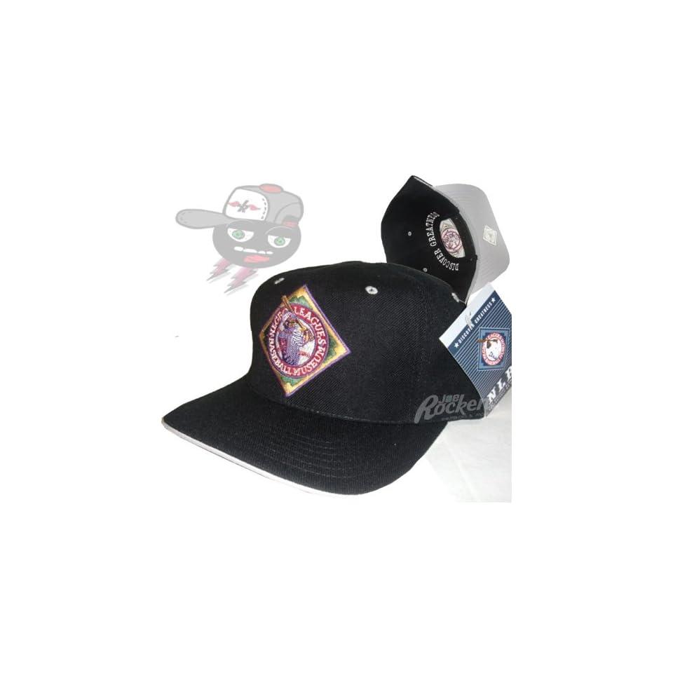 Negro Leagues Baseball Museum Snapback Cap Hat Sports on PopScreen bf4292f3813f