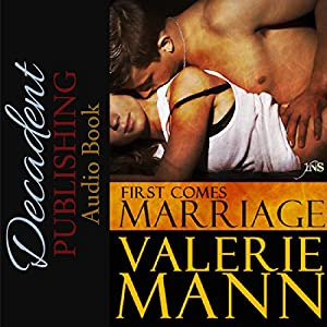 First Comes Marriage Audiobook