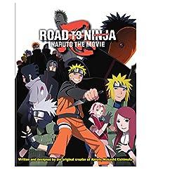 Naruto Shippuden Road to Ninja the Movie 6