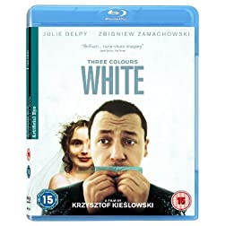 Three Colours White [Blu-ray]