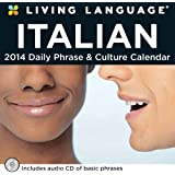 Living Language: Italian 2014 Day-to-Day Calendar: Daily Phrase & Culture Calendar