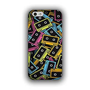 Caseque (Pro) Comic Cassette Back Cover for Apple iPhone 6