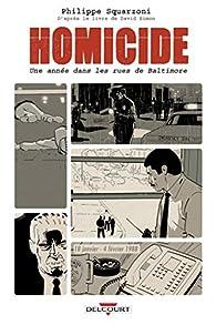 Homicide (série Télévisée)