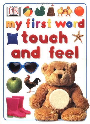 My First Word Touch And Feel front-744467
