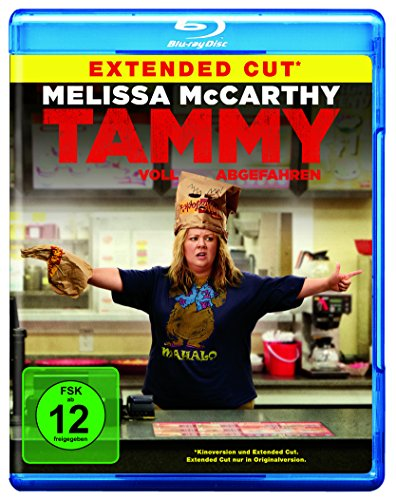 Tammy - Voll abgefahren - Extended Cut (inkl. Digital Ultraviolet) [Blu-ray]