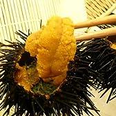 【在庫限り】訳あり わけあり 宮城県産生食用うに激安特別わけあり宮城県産バフンウニ5個