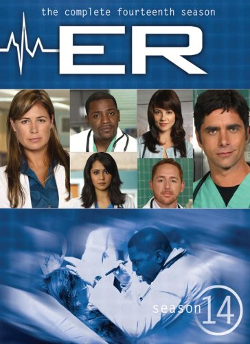 ER: The Complete Fourteenth Season [DVD]
