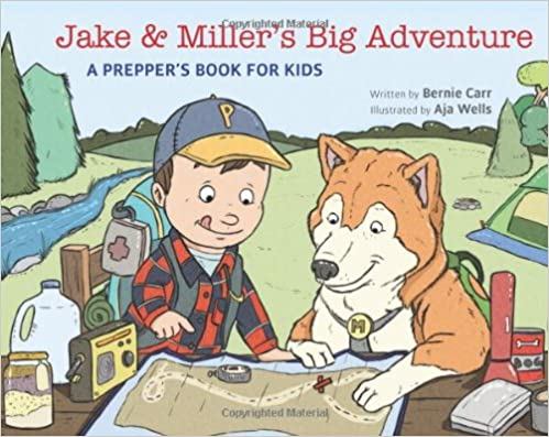 Jake And Miller's Big Adventure - Survival Books
