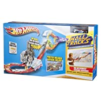 Hotwheel Hot Wheels Wall Tracks Booster Set