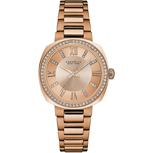Caravelle New York Ladies Dress Watch 44L224