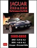 Jaguar XK8 & XKR Performance Portfolio 1996-2005: XK8. 4.0 & 4.2 XKR. 4.0 and 4.2 Coupe. Convertible