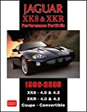 R.M. Clarke Jaguar XK8 & XKR Performace Portfolio 1996-2005 (Brooklands Books Road Test Series): XK8. 4.0 & 4.2 XKR. 4.0 and 4.2 Coupe. Convertible (Performance Portfolio)