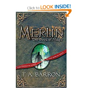 Merlin: The Book of Magic, Book 12 by T. A. Barron and August Hall