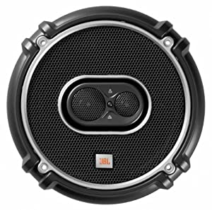 JBL GTO638 6.5-Inch 3-Way Speakers (Pair) $64.16