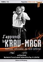 J'apprends le Krav-Maga - Tome 2 Programmes ceinture orange