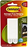 Picture Hanging Strips Large Ref 17206 [Pack 4]