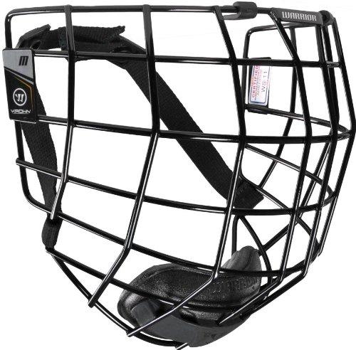 White Helmet White Cage 360 Hockey Helmet Cage