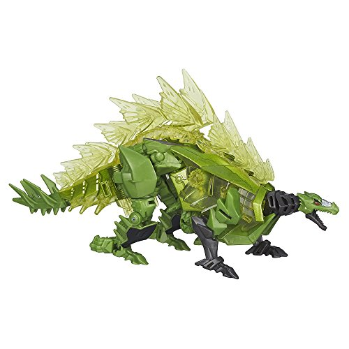 Transformers Age of Extinction Generations Deluxe Class Snarl Figure - 1