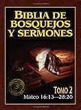 The Preacher's Outline and Sermon Bible: Matthew 2: Biblia de bosquejos y sermones: Mateo 2 (Spanish Edition) (Biblia de Bosquejos y Sermones N.T.) (082541007X) by Anonimo