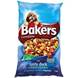 Bakers Complete with Tasty Duck and Country Vegetables Dog Food 14 kg