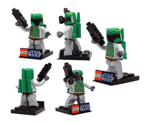 Lego Star Wars Boba Fett Maquette Limited Edition Evanshahswyi