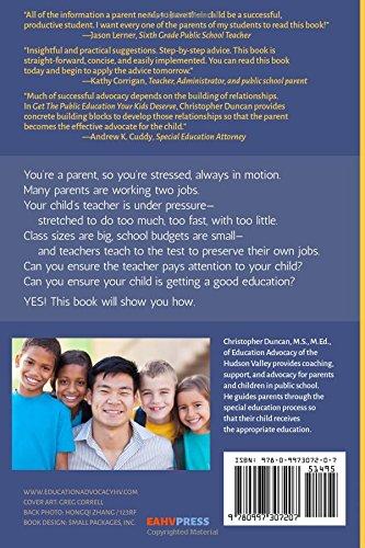 Get The Public Education Your Kids Deserve
