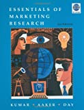 img - for Essentials of Marketing Research, 2nd Edition with SPSS 17.0 book / textbook / text book