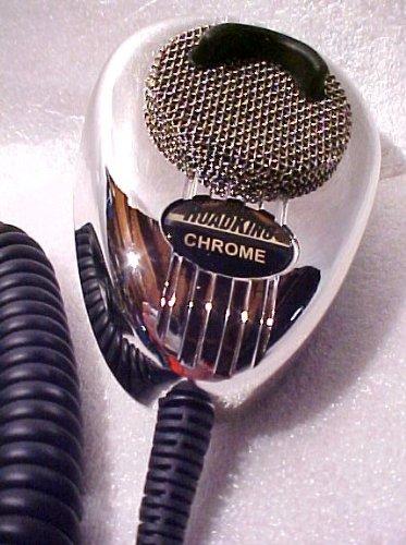 Turner Telex 56 Chrome Cb Radio Road King Microphone