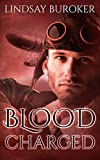 img - for Blood Charged (Dragon Blood, Book 3) book / textbook / text book
