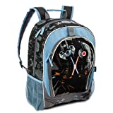 Disney Star Wars Kids Light Up Backpack & Water Bottle - 2 Piece Set