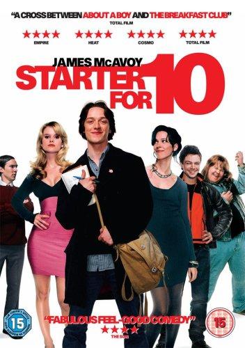 Starter For 10 [DVD] [2006]