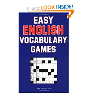 Easy English Vocabulary Games: