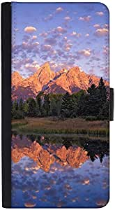 Snoogg Abstract Nature Designer Protective Phone Flip Back Case Cover For Samsung Galaxy J7 (2016)